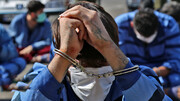 ۱۰۲ تبهکار در تهران به دام افتادند