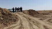 عملیات به سازی جاده عشایری ورامین آغاز شد