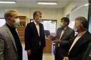 افتتاح دومین مرکز تجمیعی واکسیناسیون در رودهن