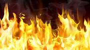 مرگ تلخ کارگر جوان در آتش سوزی فجیع
