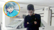 اهورا ۲ ساله زیر شکنجه های دردناک کشته شد + عکس