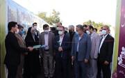 افتتاح زیرگذر پل شهید تولایی شهرک دانش شهرستان قدس