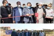 ۷ پروژه شهری و روستایی در قرچک افتتاح شد
