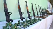 انهدام ۱۶ باند مسلح و دستگیری ۴۳۶ نفر