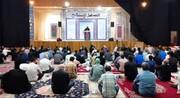 اقامه نماز عبادی سیاسی جمعه پیشوا به امامت حجتالاسلام باقری