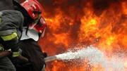 آتش سوزی مرگبار خودرو سواری
