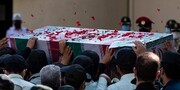 درگیری پلیس با سارقان مسلح/ شهادت سرباز وظیفه «امیرحسین دهقان»