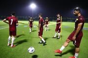 اولین تمرین تیم ملی در قطر بدون اسکوچیچ +عکس