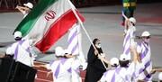 ورزشکاران محجبه ترسیمگر هویت زن ایرانی هستند