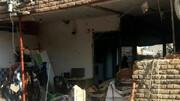 انفجار هولناک ۵ نفر را راهی بیمارستان کرد