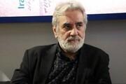 عباس انصاریفرد در خانه ابدی آرام گرفت