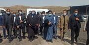 آیت الله رئیسی از معدن زغال سنگ پروده طبس بازدید کرد