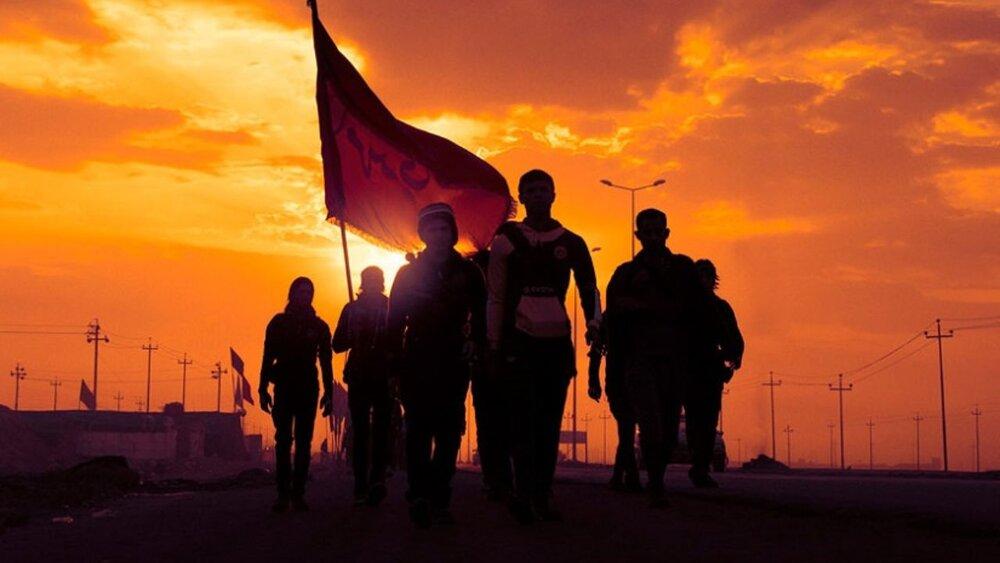 برگزاری مراسم پیادهروی جاماندگان اربعین در تهران