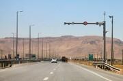 افزایش تردد در محورهای برونشهری / ممنوعیت تردد بدلیلمداخلات جوی