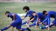 تمرین استقلالی ها در ورزشگاه الوصل برگزار میشود