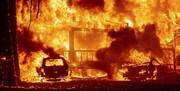 جهنم در کالیفرنیا؛ بایدن وضعیت فاجعه در ایالت کالیفرنیا اعلام کرد