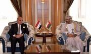 عراق و عمان درباره همکاریهای مشترک توافق کردند