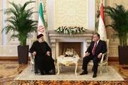 اظهار امیدواری برای ایجاد فصلی نوین در شکوفایی روابط ایران و تاجیکستان