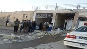 انفجار هولناک منزل مسکونی در بلداجی