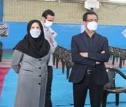 روند واکسیناسیون کرونا در شهرستان اسلامشهر بررسی شد