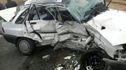 تصادف مرگبار در مهاباد ۳ کشته برجای گذاشت