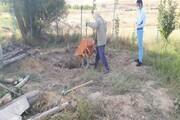 شناسایی 25 حلقه چاه غیرمجاز در ماه جاری در فیروزکوه