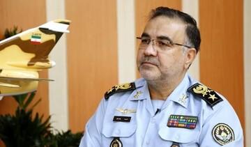 امیر سرتیپ خلبان حمید واحدی به فرماندهی نیروی هوایی ارتش منصوب شد