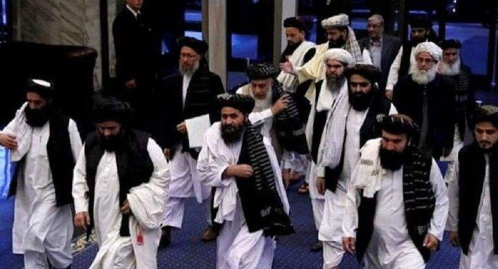 طرح پرچم طالبان روی لباس جدید ورزشکاران افغانستان