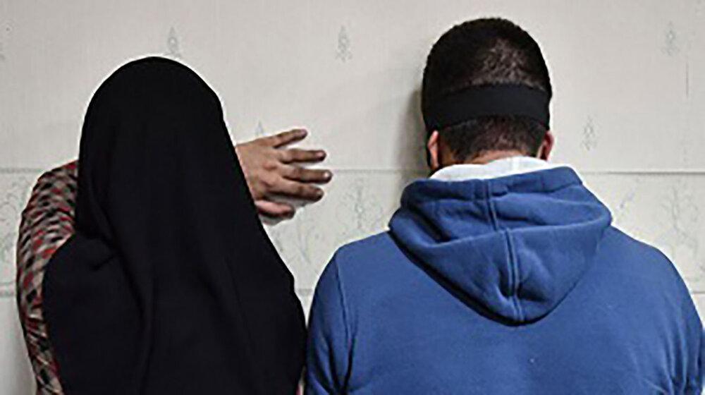زوج بی آبرو تهران را به هم ریختند