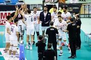 ادامه سلطنت والیبال ایران در آسیا