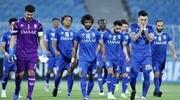 لغو دیدار تیمهای الهلال و الفیحا