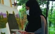 درخشش دانشآموز آموزش و پرورش ملارد در جشنواره فرهنگی هنری فردا