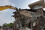 ۳۴ ویلای غیرمجاز در شهرستان پردیس تخریب شد