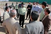 زمان افتتاح آبرسانی شورآباد کهریزک به مرکز بازپروری سروش