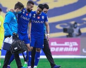 کاپیتان الهلال در بازی با پرسپولیس غایب است ؟
