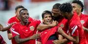 قائدی ؛ بهترین بازیکن هفته لیگ امارات +عکس