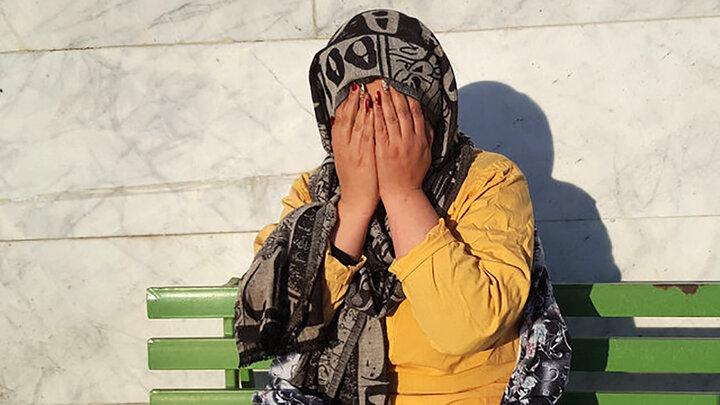 ساقی جنوب تهران یک زن افیونی بود !