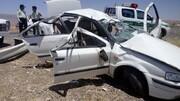 تصادف مرگبار در جاده نهاوند-کرمانشاه