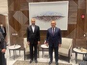 دعوت رییسی از اردوغان ابلاغ شد