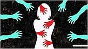 حمله شیطانی ۵ مرد پلید به دختر ۱۷ ساله