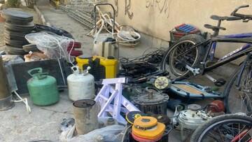 دستگیری سارق حرفهای در طرقبه و شاندیز با بیش ۱۰۰ فقره سرقت