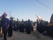 مردم به شایعات توجه نکنند ، مرز مهران کماکان بسته است