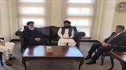سفیر ترکیه با سران طالبان دیدار کرد