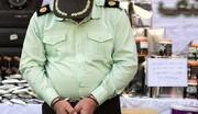 پلیس های سارق در دام قانون افتادند