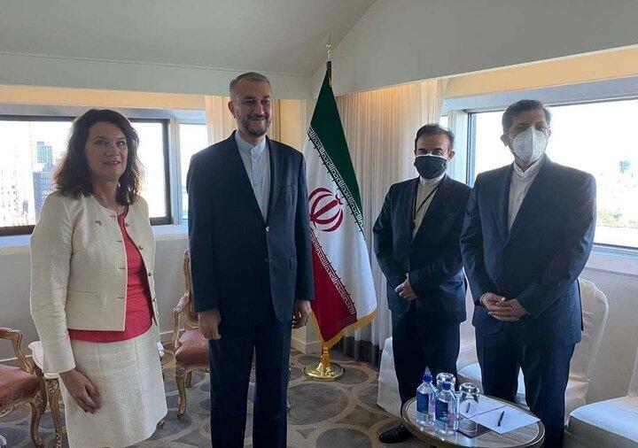 حجم تجارت ایران و سوئد در شرایط مناسبی قرار ندارد
