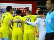 تاریخچه تقابل تیمهای ملی فوتسال ایران و قزاقستان
