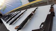 تجهیزات باورنکردنی تیم تروریستی در خوزستان + فیلم