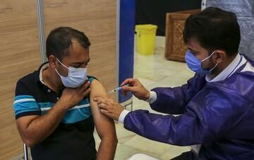بیش از ۱۵۵ هزار دُز واکسن کرونا در ورامین تزریق شد