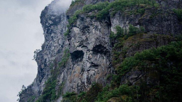 سقوط هولناک مادر و دختری از بالای صخره براثر حمله زنبورها