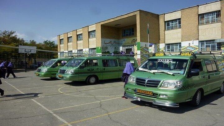 الزام تزریق واکسن برای رانندگان سرویس مدارس